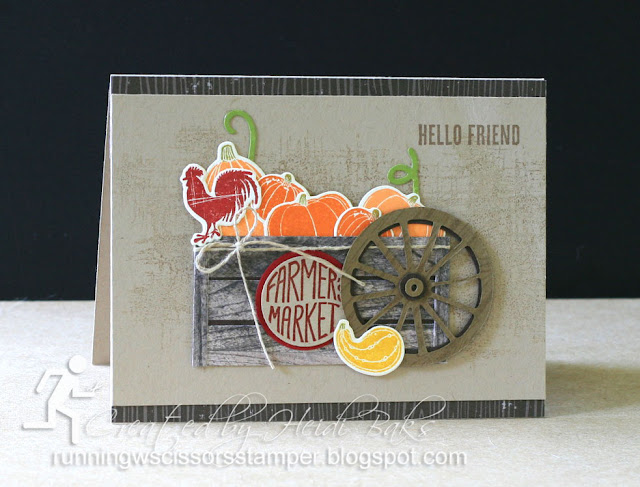 Stampin' Up Wood Words