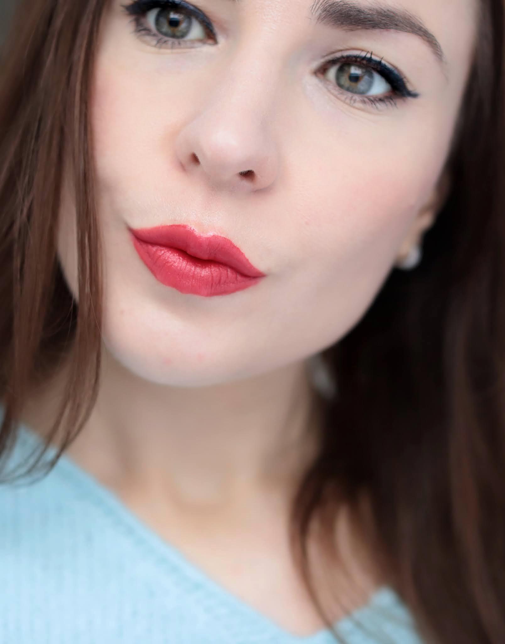 Guerlain Kiss Kiss Tender Matte 775 Kiss Rouge