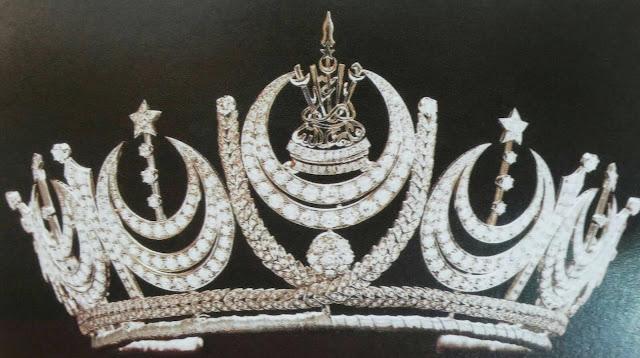 diamond crescent tiara selangor malaysia queen tengku ampuan rahimah