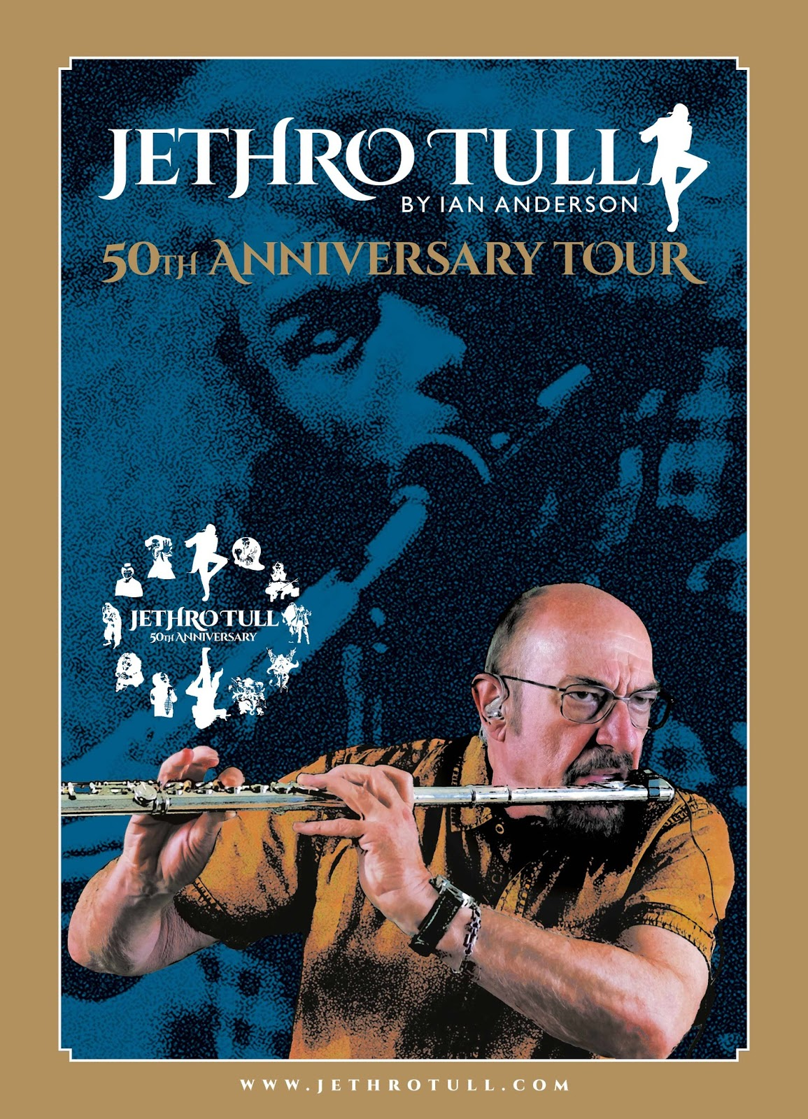 Jethro Tull Us Tour