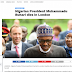 Busted - See Details Of The Fake News Websites Which Published Buhari's Death