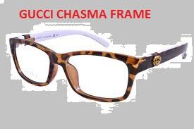 gucci chasma frame
