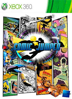 Comic Jumper (JTAG/RGH) Xbox 360 Torrent