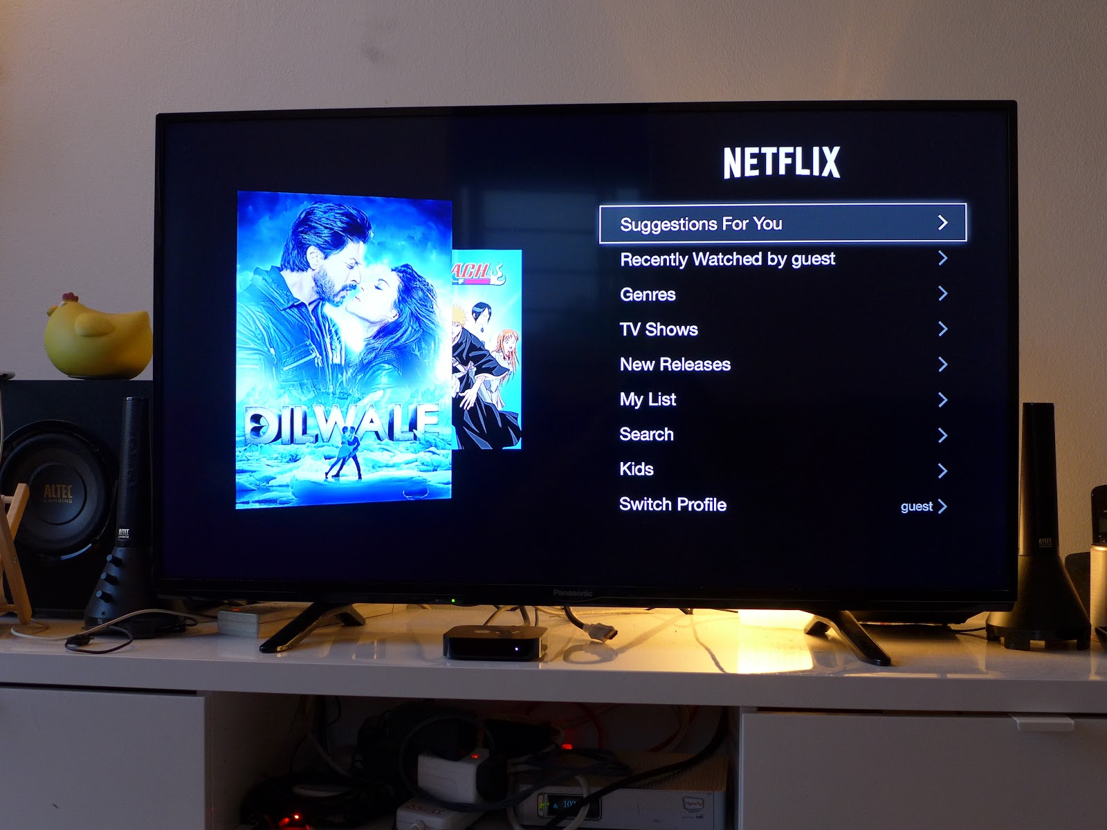 afifplc: Apple TV 3rd generation review