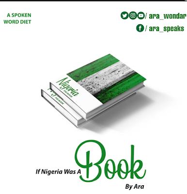 Nigeria At 59: If Nigeria Was A Book - ARA (LYRICS + AUDIO)