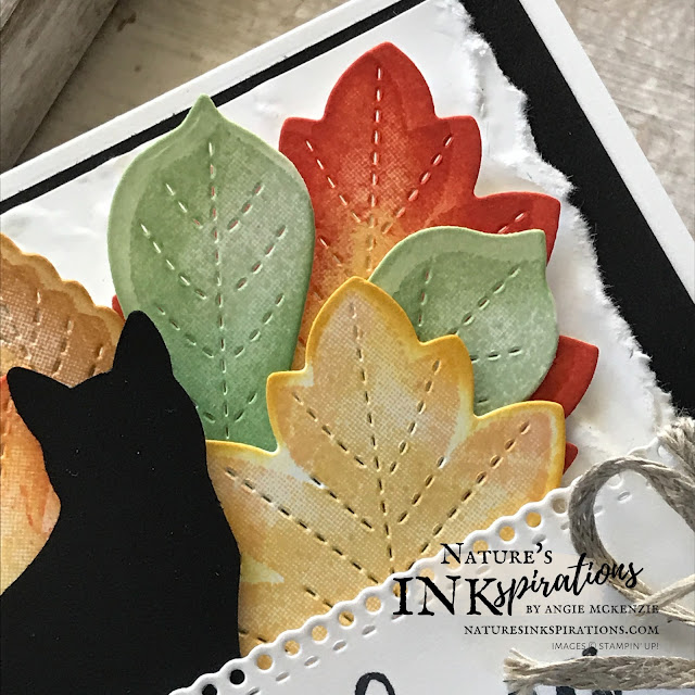 By Angie McKenzie for JOSTTT022 Design Team Inspirations; Click READ or VISIT to go to my blog for details! Featuring the Love of Leaves bundle from the August-December 2020 Mini Catalog along with various items from the 2020-21 Annual Catalog; #cardchallenges #handmadecards #josdesignteaminspiration #josttt022 #octobercardchallenge #silhouette #buffaloplaid #fallleaves #thinkingofyoucard #loveforleavesstampset #rootedinnaturestampset #buffalocheckstampset #stitchedleavesdies #ornatelayersdies #stitchedrectanglesdies #oldworldpaperembossingfolder #cardtechniques #catpunch #craftwithpurpose