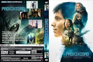 CARATULA PROXIMIDAD - PROXIMITY 2020[COVER DVD]