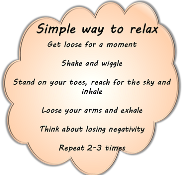 Simple ways to tackle the stress