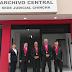 INAUGURAN ARCHIVO CENTRAL EN LA SEDE JUDICIAL DE LA PROVINCIA DE CHINCHA
