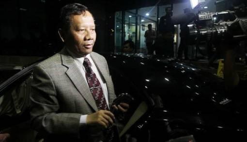Kisah Mahfud MD Cukup Dramatis, Jokowi Minta Maaf