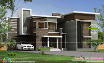 Contemporary 2750 Sq-ft Floor Plan - Kerala Home Design