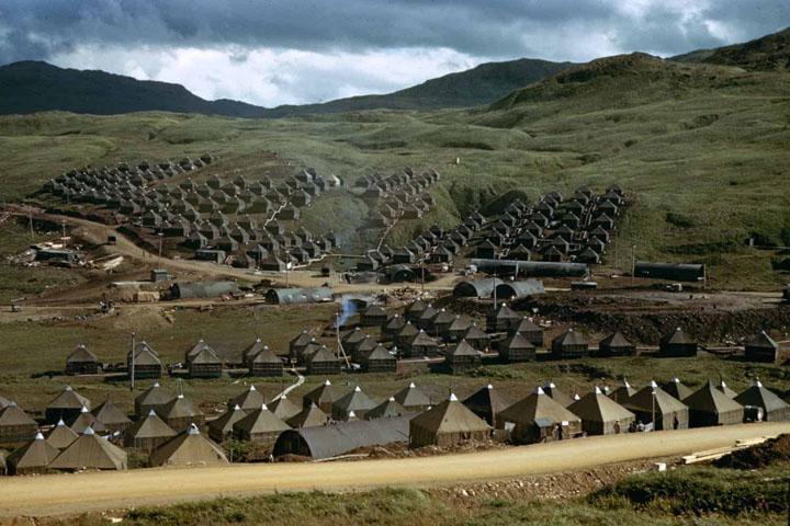 Pengkalan Tentera Amerika di Pulau Adak