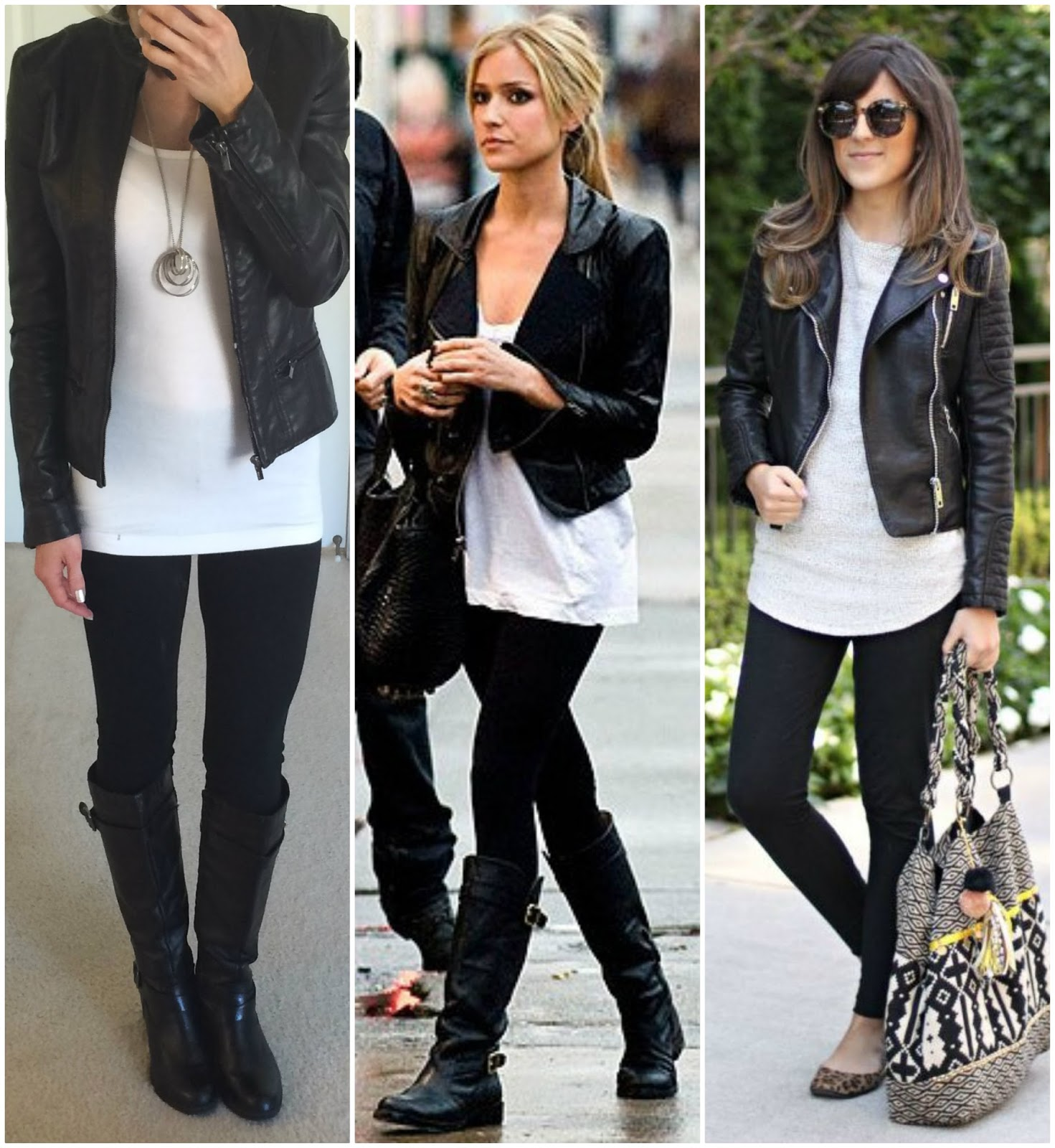 #Basic Leggings Outfits | On the Daily EXPRESS