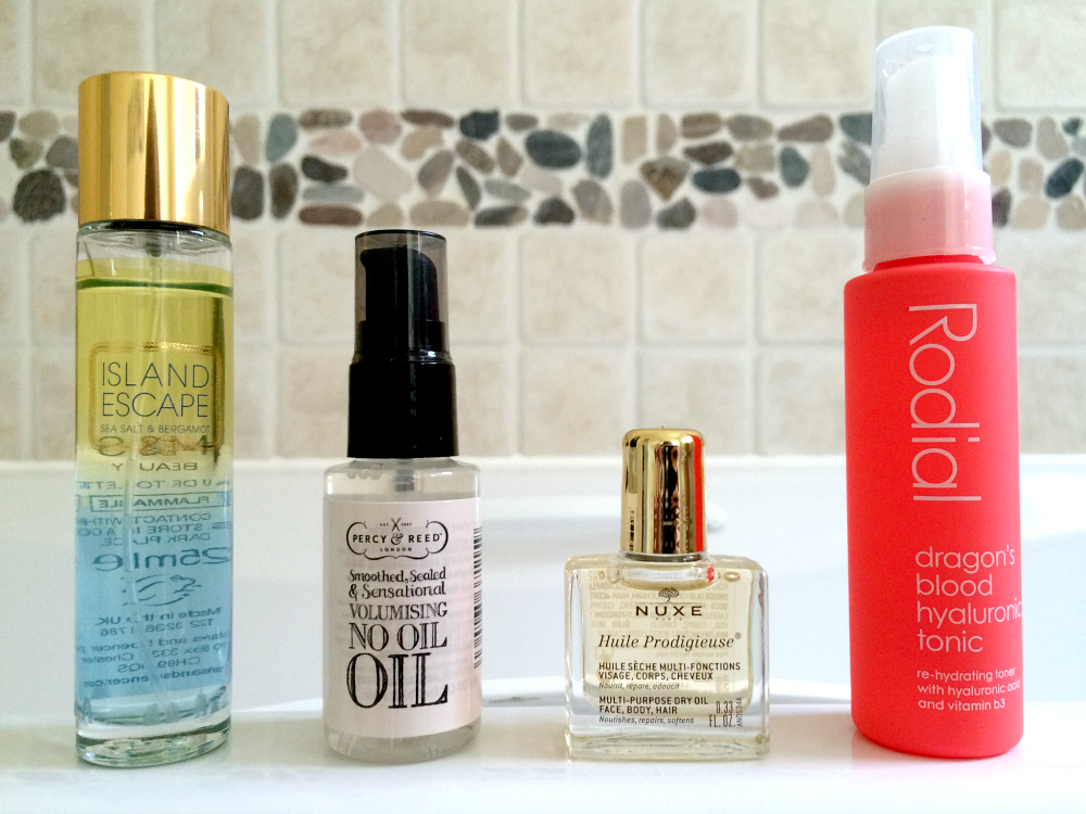 M&S Beauty Box Goodies