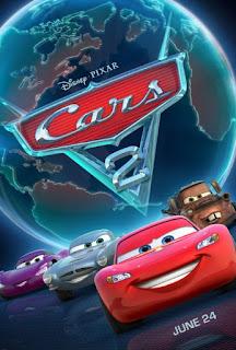 Film Cars 2 (2011)
