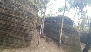 Batu bubut kawasan geowisata sejuta keunikan mengundang perhatian wisatawan