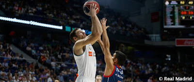 Real Madrid 94-88 MoraBanc Andorra : Causeur impecable .