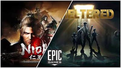 SHELTERED e NIOH estão GRÁTIS Epic Games