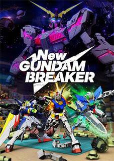 New Gundam Breaker Torrent (PC)