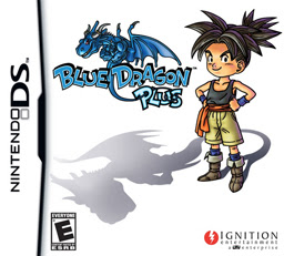 Blue Dragon plus, nds, español, mega