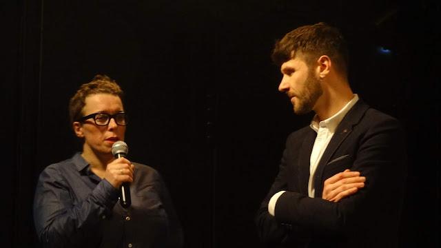 Stéphanie Poncelet, Julien Aubert, présentation Instraviata