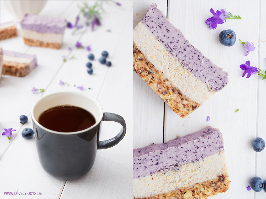 blueberry no bake cake