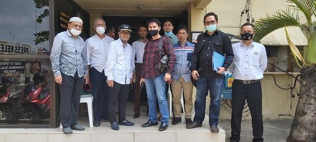 Akun Penyebar Foto Ratna Melalui Monitor CCTV RSMH Dilaporkan ke Polda Sumsel