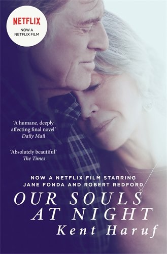 Our Souls at Night Film Tie-In [Paperback] Kent Haruf  valentine day romantic books