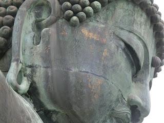 鎌倉大仏の金箔