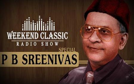 PB Sreenivas Special Weekend Classic | Radio Show | Hit Tamil Songs & Unheard Stories with RJ Mana