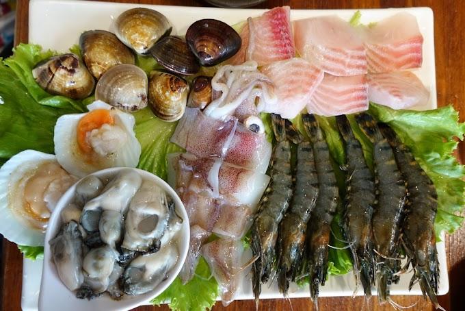 [餐廳]台北大同區 嘿鍋-京站旁的石頭火鍋店,口味普通。