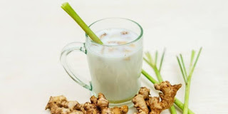 7 Benefits of Ginger Mixed Milk as a Natural Diet Drink