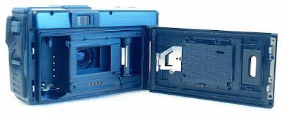Konica Genba Kantoku 28WB AF Film Camera #542