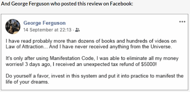 Manifestation Code System, Manifestation Code System review, Manifestation Code System reviews, Manifestation Code System scam, Manifestation Code System mp3, Manifestation Code System audio,