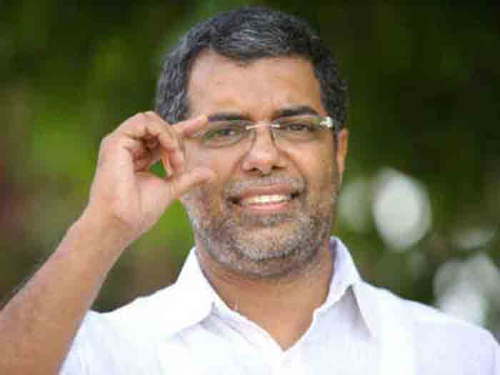AP Sharafuddin, brother of BJP national vice president AP Abdullakutty, is the NDA candidate in Kannur, Kannur, News, BJP, Election, A P Abdullakutty, CPM, Congress, Kerala