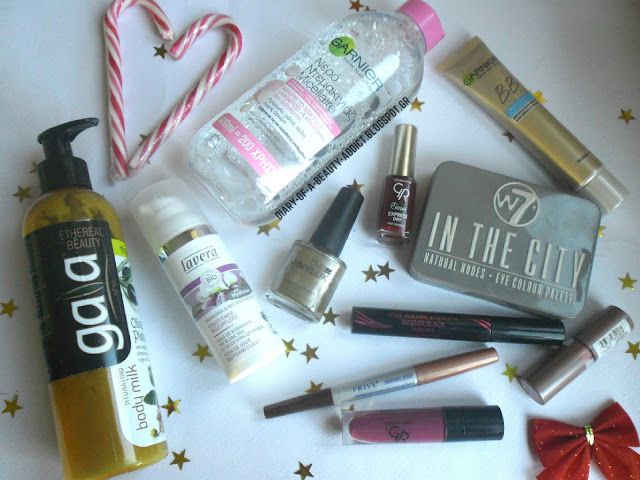 10+1 Beauty Favorites of 2016