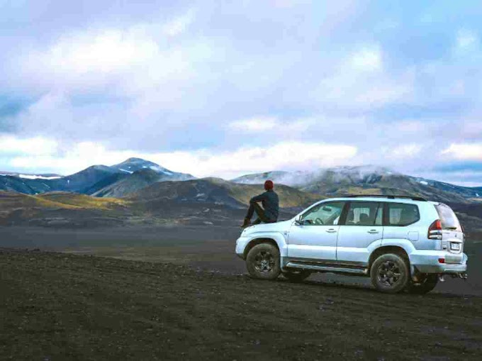 Trekking around the World in Own Vehicle