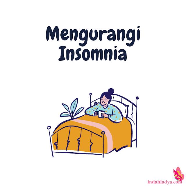 Mengurangi Insomnia