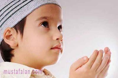 kumpulan doa sehari hari islam untuk anak pendek lengkap