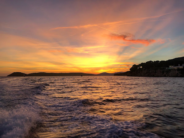 Golden Hour In Trogir, Croatia