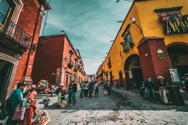 Cidade no México