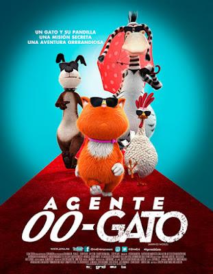 descargar Agente 00-Gato en Español Latino