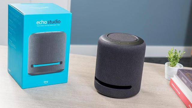 2. Amazon Echo Studio