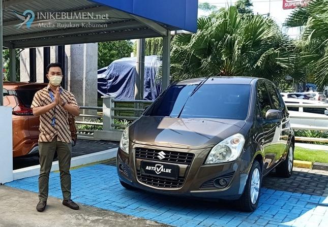 Auto Value Suzuki Berikan Extra Cashback untuk Program Tukar Tambah
