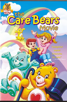 The Care Bears Movie 1985 DVD R1 NTSC LATINO