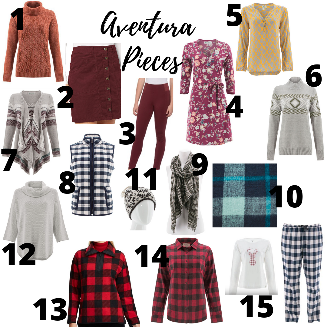 october 2020 clothing purchases