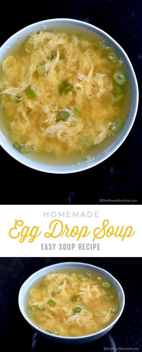 ★★★★★ 14 Review : EGG DROP SOUP RECIPE #egg #eggdrop #eggdroupsoup #soup #souprecipes #easysouprecipes
