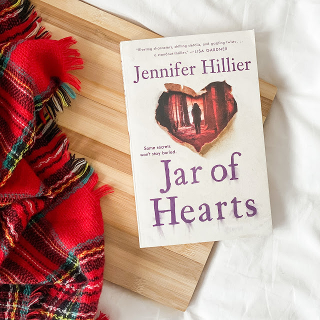 Jar Of Hearts - Book Review - Incredible Opinions