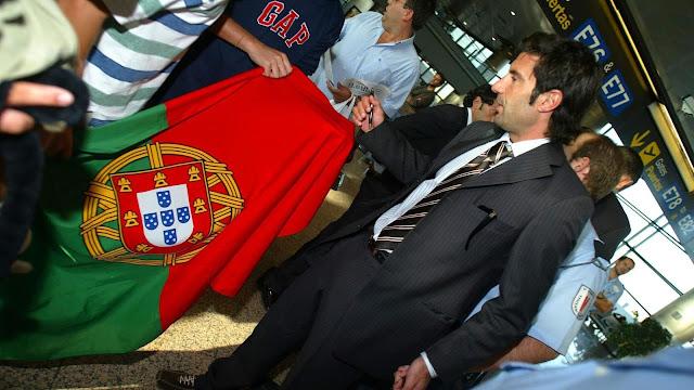 البرتغال 9 لاعبين