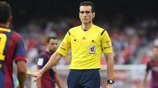 Ya tenemos árbitro para el Real Madrid-Getafe